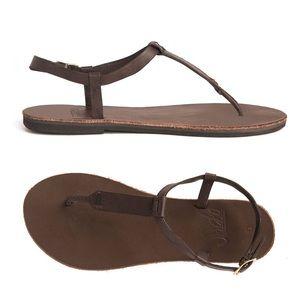 Sseko T-strap sandals